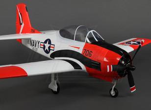 Durafly™T-28木马W /襟翼/后退/灯光/起落架舱门1100毫米(PNF)