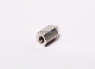 铜螺母的纱厂M5x0.8-M3