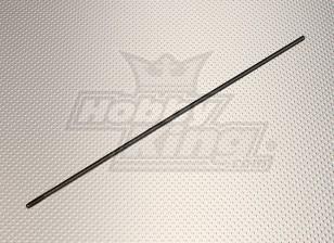 采用4mm x300毫米灵活的传动轴(1个)