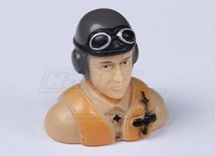 Parkfly空军飞行员(A型)(H38点¯xW39点¯xD23mm)