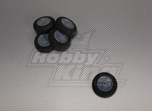 光发泡轮直径:55,宽度:18.5毫米(5件/袋)