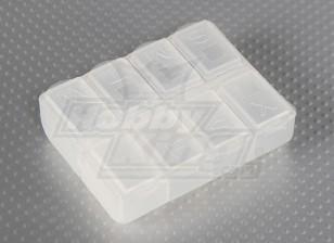 零件盒(PP透明)(1个/袋)