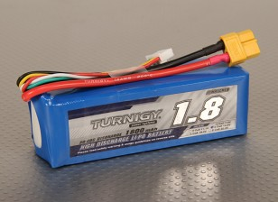 Turnigy 1800mAh的4S 30C前列包