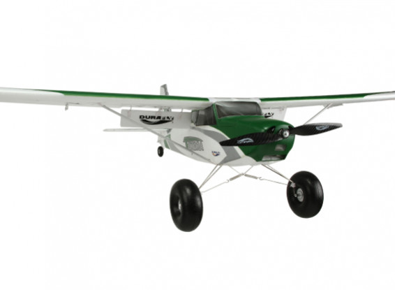 "Durafly Tundra - Green/Silver - 1300mm (51"") Sports Model w/Flaps (PNF)"