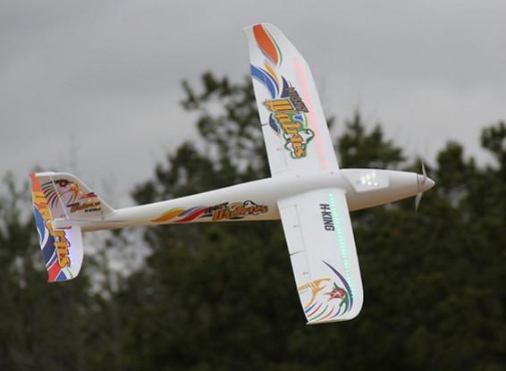 H-King-Night-Walrus-Glider-w-Flaps-EPO-1400mm-PNF-Plane-9306000227-0-
