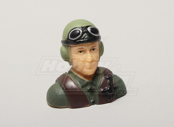 Parkfly Luftwaffe Pilot (H38 x W40 x D23mm)