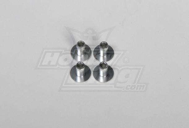 Grommet Spacers pour RJX90 / Hatori90 Muffler (4pcs / sac)