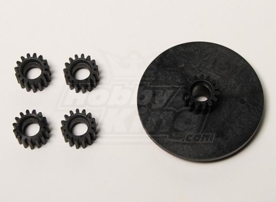 QRF400 Planetary Gear Set