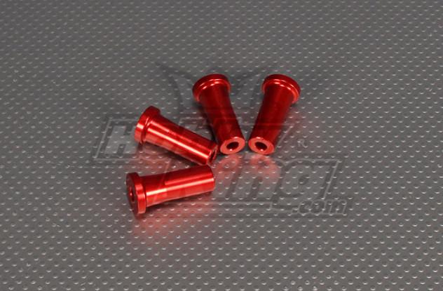 CNC Standoff 35 mm (M5) Rouge