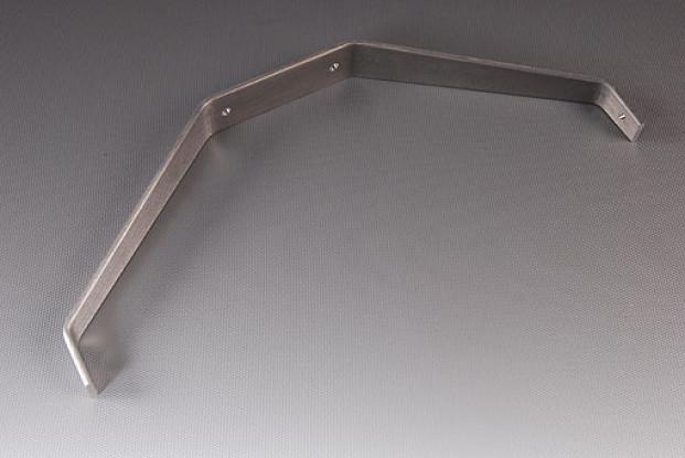entretoises d'atterrissage en aluminium 3mm / 89g / 130mm