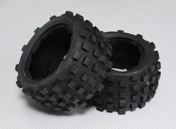 Knobby Tire Set (2Pcs / Set) - 260 et 260S
