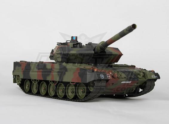 Leopard 2 A6 Battle Tank w / Tx / Son / infrarouge