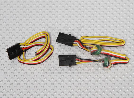HobbyKing OSD Connexion Set fil