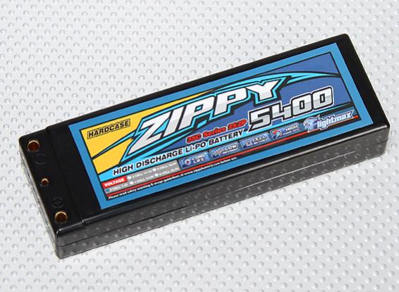ZIPPY 5400mAh 2S2P 35C Hardcase Paquet