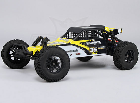 Turnigy 1/10 Brushless 2RM Desert Racing Buggy ARR