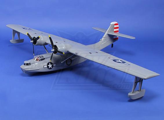PBY Catalina 1470mm P & P (UA Entrepôt)