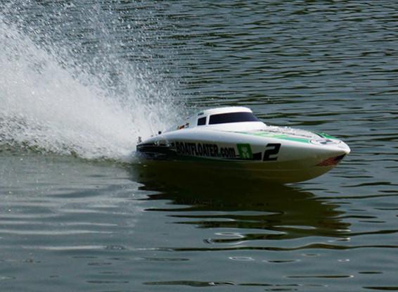 HobbyKing Marine ™ Scott Offshore Racing gratuit V profond Racing Bateau 730mm ARR