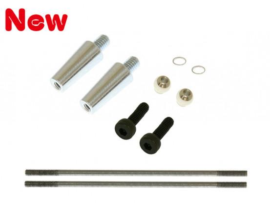 Gaui 425 & 550 FES principal Grip Levier Extension Set (pour 425 ~ 550 Grips de classe)