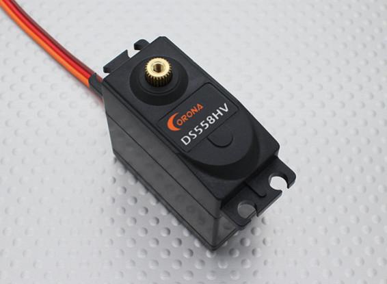 Corona DS558HV Métal numérique Vitesse Servo 14 kg / 58g / 0,18 Sec