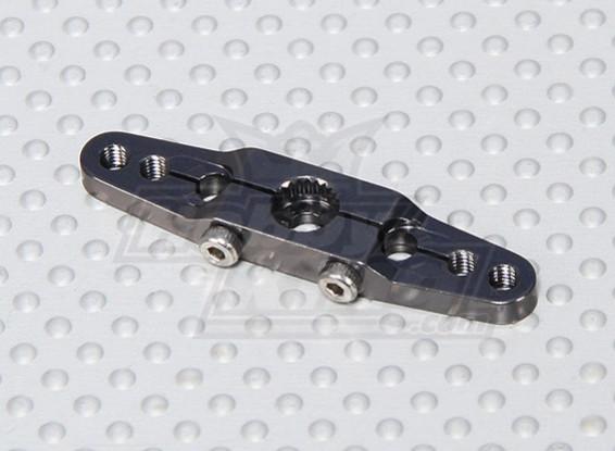 bras de servo en alliage pour la voiture 46mmxM3 (JR)