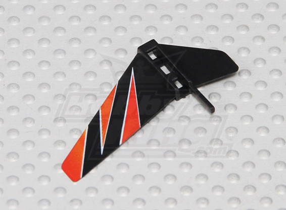 FP100 Helicopter Tail Fin