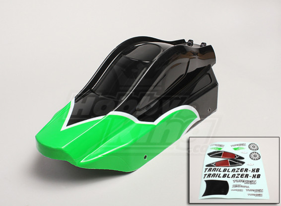 Remplacement du corps Shell - Turnigy Trailblazer XB 1/5