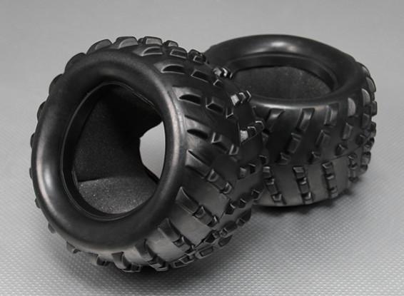 Tire w / Insert - Turnigy Titan 1/5 (2pcs / Sac)