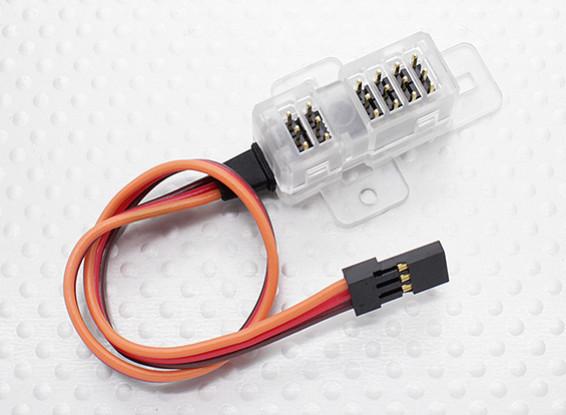 JR TLS1-ADP Telemetry Adaptateur capteur pour XG Série 2.4GHz DSN Transmetteurs