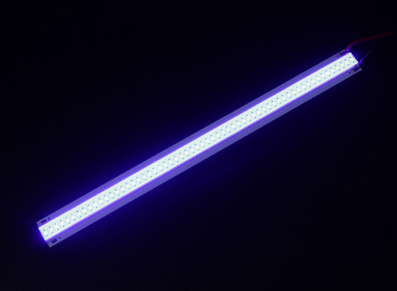 Strip alliage LED bleu 5W 150mm x 12mm (3s Compatible)