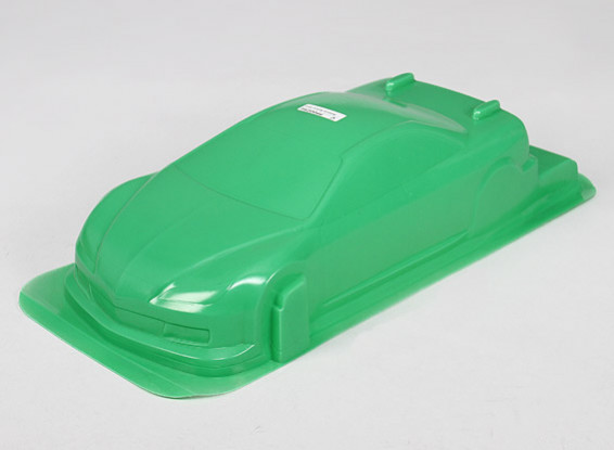 1/10 CR-6R Shell Body w / Stickers (Vert)
