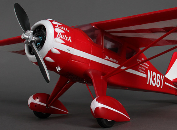 Durafly ™ monocoupe 1100mm (PNF)
