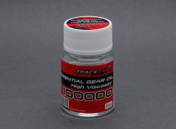 TrackStar Silicone Diff Oil (haute viscosité) 100000cSt (50ml)