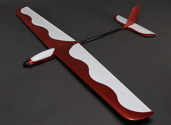 EP Epoxy Planeur w / 1410mm Moteur (Plug N Fly)