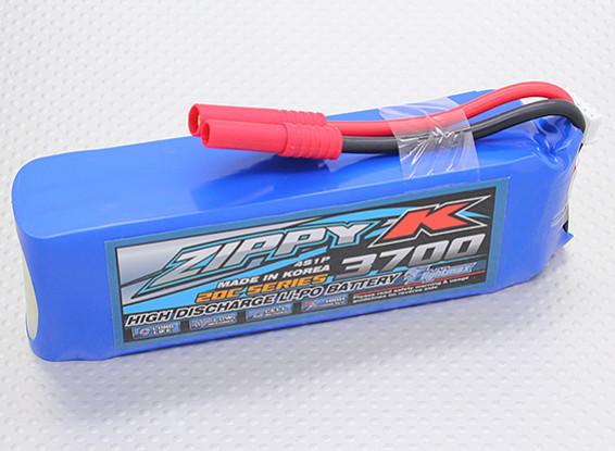 Batterie Zippy-K FlightMax 3700mAh 4S1P 20C Lipoly