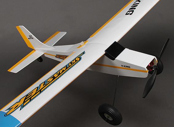 Skymaster V2 Plug and Fly Entraineur Avion Balsa / Ply 1005mm (PNF)