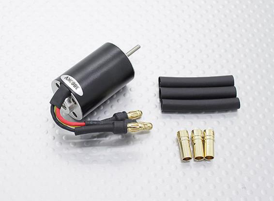3860kv B20-30-24S Brushless Inrunner Motor