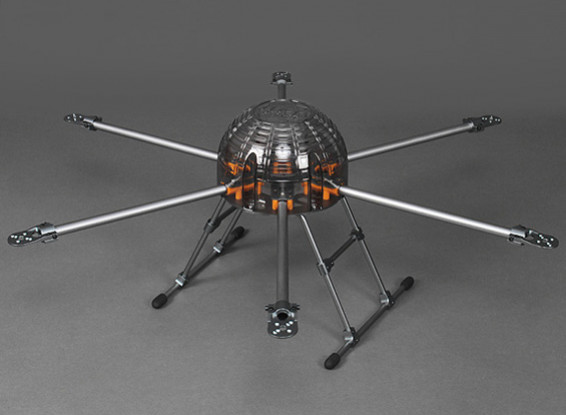 Turnigy HAL (Heavy Lift aérienne) Hexcopter Cadre 775mm