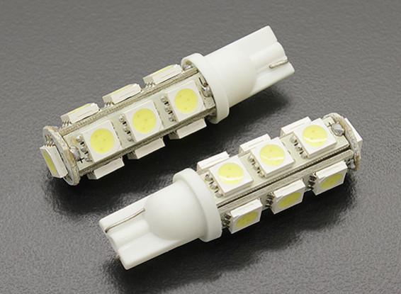 LED Corn Lumière 12V 2.6W (13 LED) - Blanc (2pc)