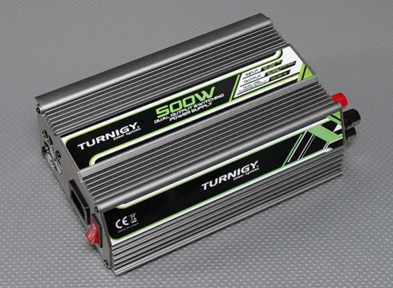 Turnigy 500W 100 ~ 230V Alimentation (15V / 25V DC - 20 Ampères)
