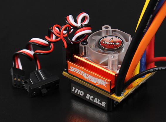 Turnigy TrackStar 100A échelle 1 / 10ème Sensored Brushless Voiture ESC