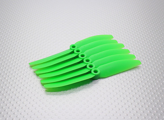 GWS EP hélice (DD-4040 102x102mm) vert (6pcs / set)