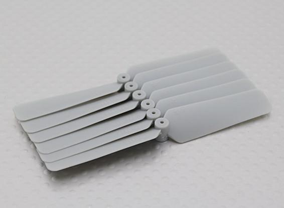 GWS style Hélice 3x2 gris (CCW) (x6)