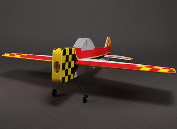 HobbyKing® ™ Yak 55M 3D PPE Avion 1256mm (ARF)