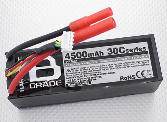 grade B 4500mAh 4S 30C Hardcase Paquet