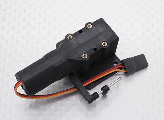 Servoless orientables Nez Retract pour les petits modèles 33mm x 35mm Mont