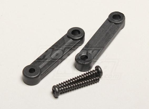 Anti-Roll Bar Mount & Vis TPB 3 * 19 - Turnigy Twister 1/5