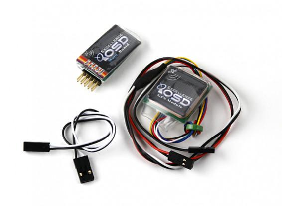 Système OSD Mini w / Module GPS