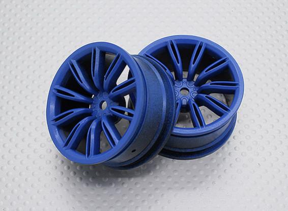 Échelle 1:10 Touring Haute Qualité / Drift Roues RC 12mm Car Hex (2pc) CR-VITSB