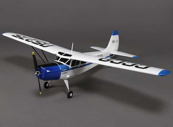 YAK 12 Avion OEB 950mm w / Flaps (RTF) (Mode 1)
