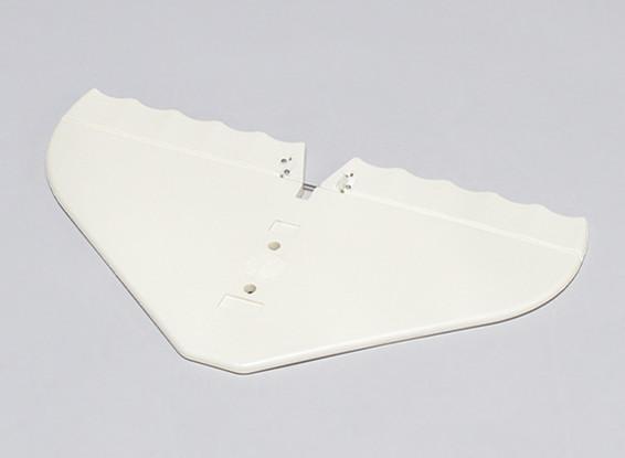 Pioneer 1020mm - Remplacement stabilisateur horizontal